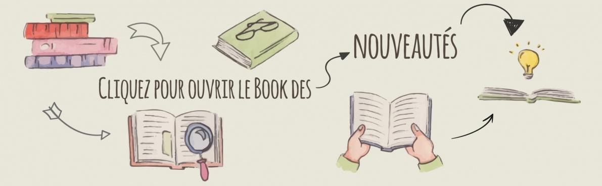 Book des nouveautés COMALL FRANCE